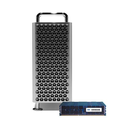 OWC Memory 1.5TB (128GB x 12개) for Mac Pro 2019 (128G DDR4-23400 2933MHz ECC LRDIMM, 7세대 신형 2019 맥프로용 램)
